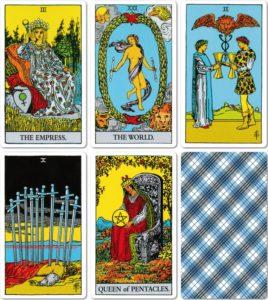 Vineet Sakhuja Tarot Card Reader