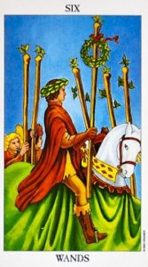 six-of-wands-tarot-card