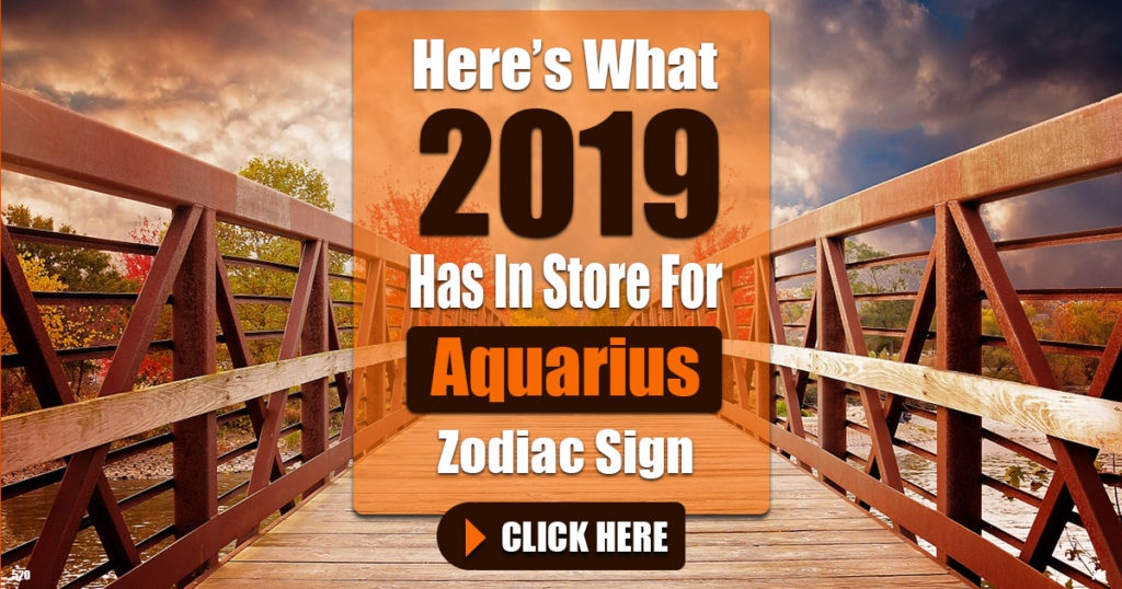 2019 Yearly Horoscope For Aquarius | Tarot School of India