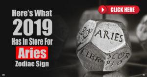 Aries #2019 #Love #horoscope | Tarot School of India