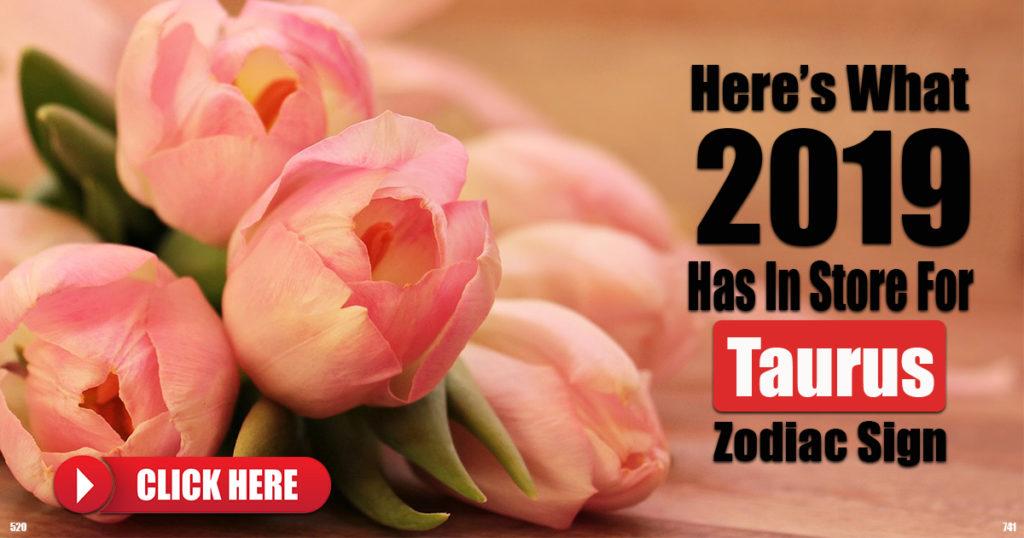 Taurus 2019 Yearly Horoscope For Love, Career And Finance   Tarot