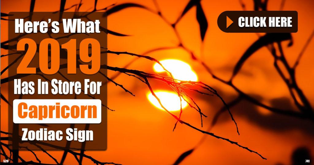 Capricorn 2019 Horoscope For Career, Marriage And Finance | Tarot