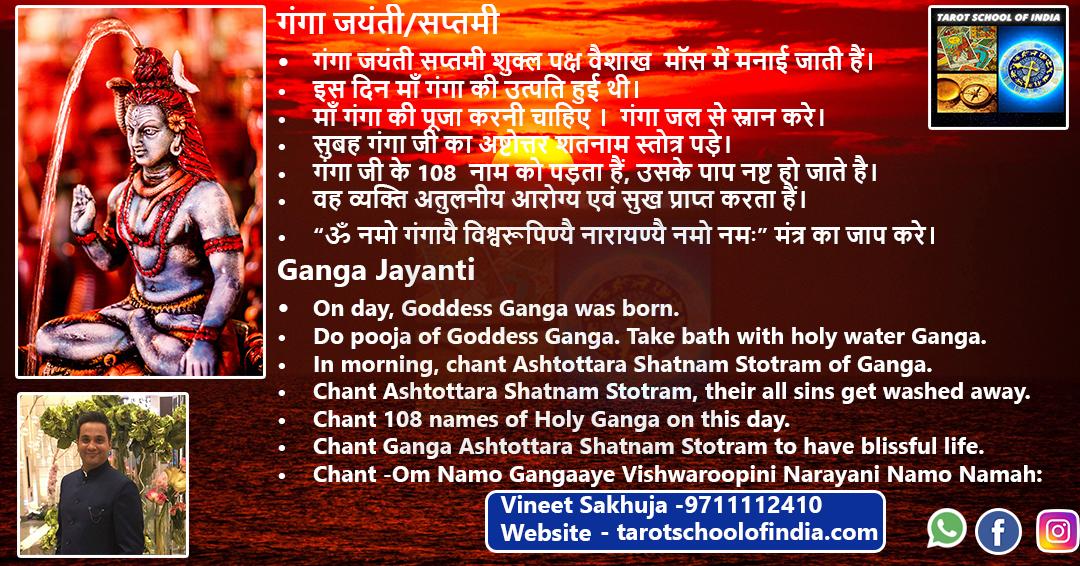 Image showing Ganga Saptami - Ganga Jayanti