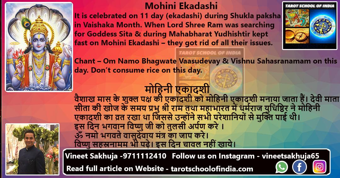 Image showing Mohini Ekadashi