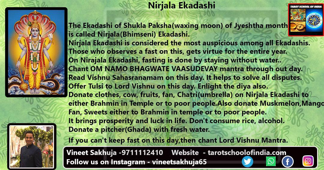 Image showing Nirjala Ekadashi